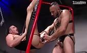 Scena di sesso hard con fisting e sesso anale